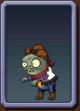Zombie Bull Rider Icon2