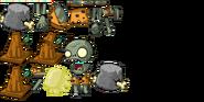 Zombie primitive as