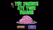 Pirate Zombie brains