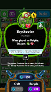Skyshooter stats
