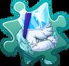 Cold Snapdragon Costume Puzzle Piece