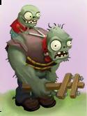 Gargantuar Zombie