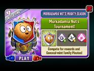 Murkadamia Nut's Mighty Season - Murkadamia Nut's Tournament
