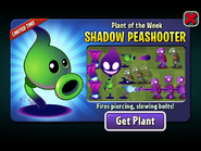 Plant of the Week Shadow Peashooter