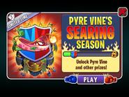 Pyre Vine's Searing Season