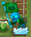 Frozen Doom Flag