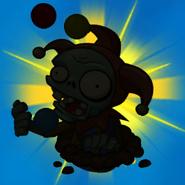 Jester silhouette