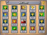 Pvz beta mini-games