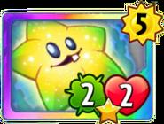 Shooting Starfruit card