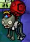 Zombi con globoDS