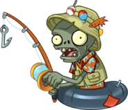 Fisherman Zombie HD