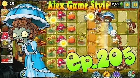 Plants vs. Zombies 2 New Parasol Zombie - Lost City Day 7 (Ep