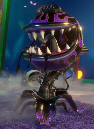Pożeracz Hot Rod otrzymuje tymczasowe przyspieszenie za każdym razem, gdy zjada Zombie. Fajne fasolki!