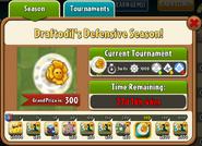 Draftodil's Defensive Season Prize Map