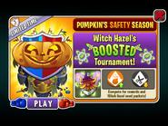 Pumpkin's Safety Season - Witch Hazel's BOOSTED Tournament
