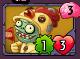 Team Mascot card