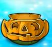 Lily pad pumpkin