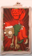 Santa Balloon Zombie