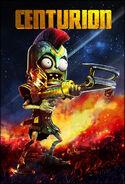Centurion Legends of the Lawn DLC Promotional Art