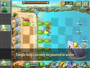 Tangle Kelp Planting Tip (PvZ 2)