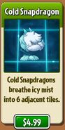Cold Snapdragon Store