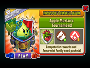 Turkey-pult's Thankful Season - Apple Mortar's Tournament