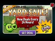 Yard Sale Ad