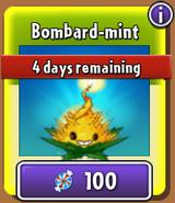 Bombard-mint In Store New