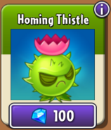 Homing Thistle Store New