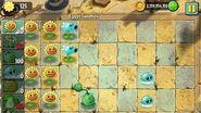 Egypt Sandbox - Unused Level - Plants vs