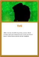 Yeti Online