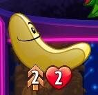 Double Strike Half-Banana