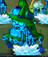 Frozen Lawn of Doom Conehead