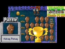 Plants vs. Zombies - Hokey Pokey Puzzle - Classic PC HD (Ep