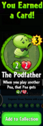 Earning The Podfather