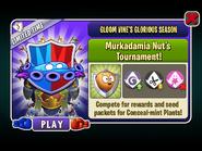 Gloom Vine's Glorious Season - Murkadamia Nut's Tournament