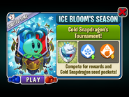Ice Bloom's Year-End Season - Cold Snapdragon's Tournament