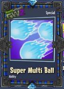 SuperMultiBallSticker