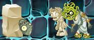 Zombie Medusa Ability on Gargantuar