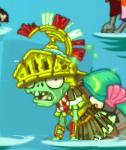 Glowing Centurion Zombie