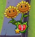 TwinSunflowerHealthAttack