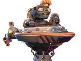Space Cadet (PvZ: BfN)