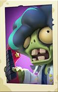 Keytar Zombie PvZ3 portrait