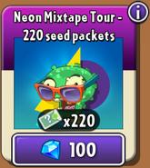 Neon Mixtape Tour Piñata 9.0.1