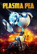 Plasma Pea Legends of the Lawn DLC Promotional Art