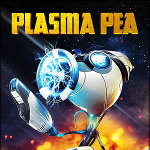 Plasma Pea Legends of the Lawn DLC Promotional Art.jpg