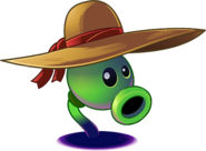 Shadow Peashooter Costume HD