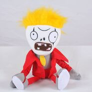 Newest-30cm-PVZ-Plant-Vs-Zombies-Plush-Toys-Bassist-Zombie-Plush-Toy-Dolls-For-Kids-Gift