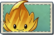 Gold Leaf Seed Packet