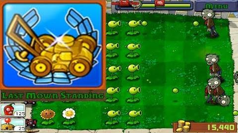 Plants vs. Zombies - Achievement - Last Mown Standing (Android Gameplay HD) Ep